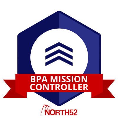 N52 BPA Mission Controller Badge
